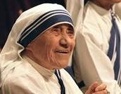 Early life of  Mother Teresa