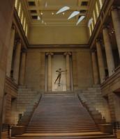inside of Museum