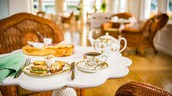 Disney's Beach Club Update - Afternoon Tea at Crescent Solarium Update