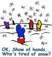 WORKING SAFE WHEN THE WEATHER OUTSIDE IS FRIGHTFUL!
