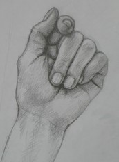 Draw Your Hands