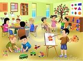 Explore the Classroom Environment