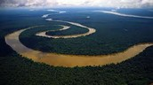 How long has the Amazon river been in existence?
