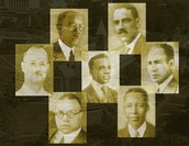 Foundering fathers of Alpha Phi Alpha
