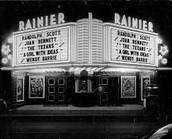 The Rainier Theater