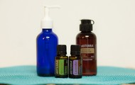 DIY Aftershave Lotion