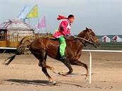 horse racing in mongolia