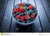 bowl o berries