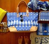 Getaway Bag & Travel Accessories