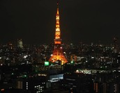 Tokyo Tower!