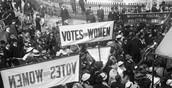 Women Couldn't Vote