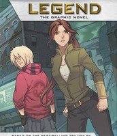 Legend : the graphic novel by Leigh  Dragoon