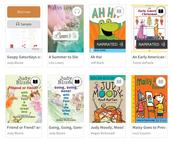 "Audiobook Samples: ""Children Fiction"""