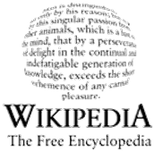 Wikipedia is founded