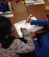 Usando una recta numérica para las matemáticas