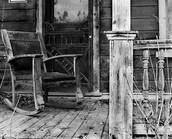 Miss Saides Rocking Chair