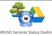 WMRHSD Services Status Dashboard