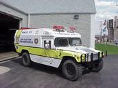 Service de Ambulance.