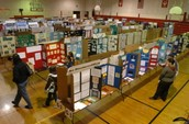 Chesterbrook Elementary and Middle School Science Fair