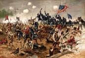 Battles of the war