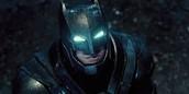 Batman's armored suit