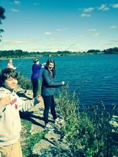 PE Fishing Field Trip