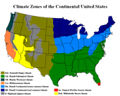 Southeast Climate
