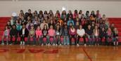 6th Grade A/B Honor Roll