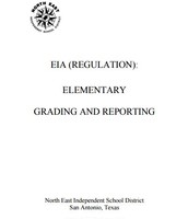 Elementary Grading & Reporting Regulations