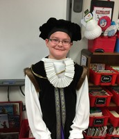 David as William Shakespeare