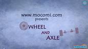 Wheel and Axle Mocomi Kids