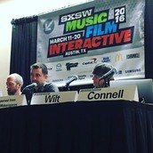 Representing SGCS at SXSW Interactive Panel on MakerEd