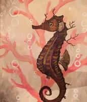Sassy Seahorse