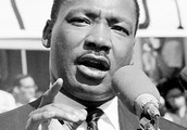 MLK's PEACEFUL PROTESTS