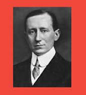 the inventor Guglielmo Marconi