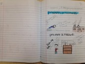 Interactive Notebooks in Mrs. Johnson's Class