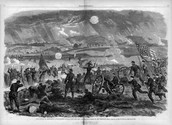 The Battle Of Guettysburg