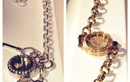 Bracelet in Silver and Gold!!!
