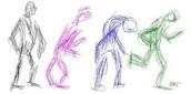 Gesture line
