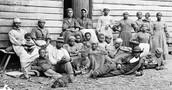 Slaves in America
