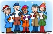 GA/RA Family Christmas Caroling Event Friday December 11, 2015 6:30-8:30