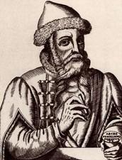 Johannes Gutenberg (a.k.a the inventor)