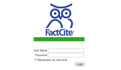 FactCite Database