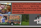 Grapevine Food Truck-July 30th