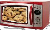AUTOMATIC COOKIE MICROWAVE!