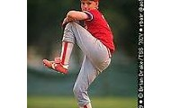 Michael pitching