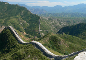 How many times was the Great Wall of China repair?