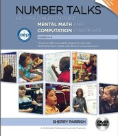 Number Talks Book and DVD