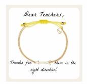Arrow Wishing Bracelet
