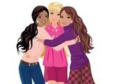 ¡Mis amigas!